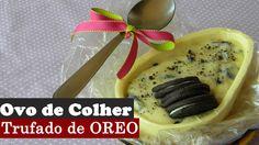 Ovo de Colher de Oreo (Trufado)
