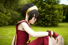 Toph Bei Fiong - Blind Bandit by *TophWei on deviantART
