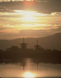 Yakushi-ji Temple, Nara © Kazuyoshi Miyoshi/PPS