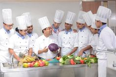 Learn #food #media courses from best hotel management college.