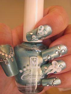 Nail art talent