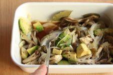 【動画あり】アボカドきのこの作りおきサラダ by 高橋善郎 | レシピサイト「Nadia | ナディア」プロの料理を無料で検索