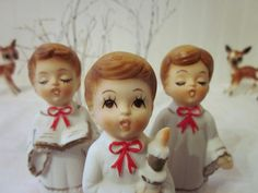 + have yourself a vintage little Christmas... + by Kim Hays on Etsy
