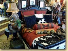 Western Furniture Decor On Valerie S Cowboy And Accents Located In Historic