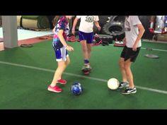 Soccer foot work exercises for fitness and for skill development. Soccer Training Drills, Soccer Drills For Kids, Soccer Workouts, Football Drills, Soccer Practice, Soccer Skills, Soccer Coaching, Youth Soccer, Soccer Games