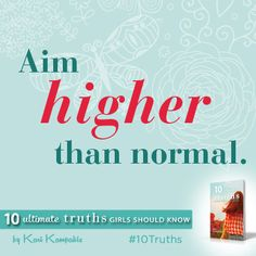 Coming November 2014 for teen & tween girls: http://www.amazon.com/Ultimate-Truths-Girls-Should-Know/dp/0529111039