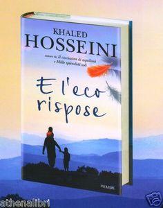 Khaled Hosseini e l'eco rispose
