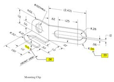 Using Solidworks Sheet Metal Functionality Create A B Size Drawing
