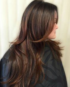 cool 45 Outstanding Chestnut Brown Hair Ideas - The Natural Beauty Check more at http://newaylook.com/best-chestnut-brown-hair-ideas/
