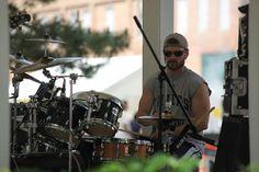 Anthony Cornett's photo of Chance the Arm playing at Centralia, Missouri.