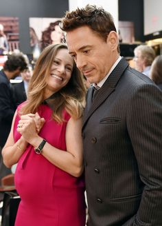 Robert & Susan Downey @ TIFF