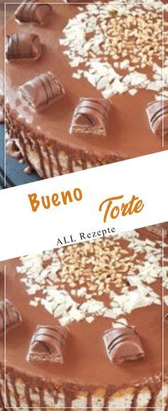 Bueno Torte.#Kochen #Rezepte #einfach #köstlich