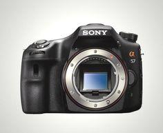 Sony Announces a57 DSLR, 16.1MP, Shoots 12fps.