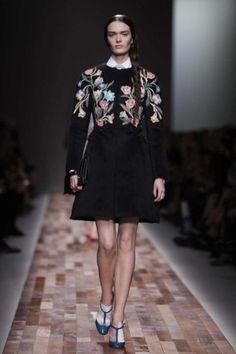 Valentino Fall Winter Ready To Wear 2013 Paris