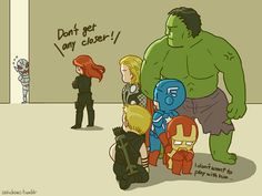 Ultron Vs. Avengers
