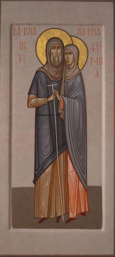 Свв. Петр и Феврония