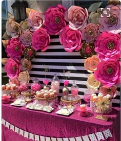 Stunning Kate Spade bridal shower party See more party planning ideas at CatchMyP Kate Spade Party, Kate Spade Bridal, Bridal Shower Kate Spade, Fiesta Shower, Bar A Bonbon, Festa Party, Before Wedding, Bridal Shower Party, Bridal Showers