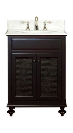 Traditional Bathroom Storage And Vanities - page 14