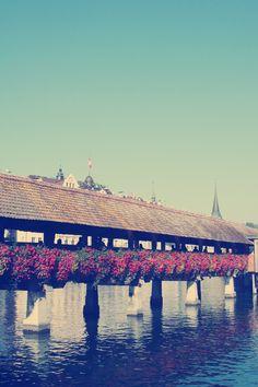 Switzerland, Luzern