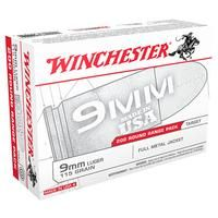 Winchester USA9W 9mm 115 Gr. FMJ 200rds Value Pack