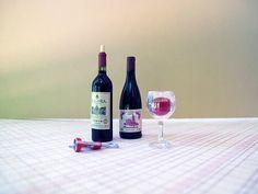 red wine by jarmie52, via Flickr