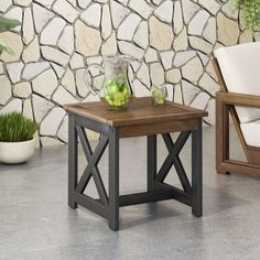 51 Outdoor Side Tables That Will Add Convenience To Your Outdoor Experience Patio Side Table, Table And Chairs, Modern Outdoor Side Tables, Side Tables For Sale, Modern Farmhouse Design, Entryway Tables, Solid Wood, Interior Design