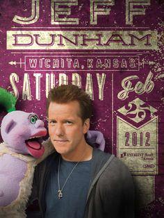 Jeff Dunham - February 25, 2012