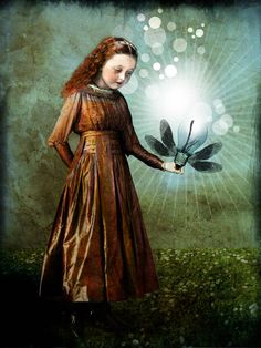 Shining Light by Catrin Welz-Stein.