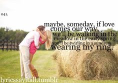 All I Ever Wanted-Chuck Wicks (:
