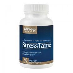 Insomnie, STRES | Naturselect.ro E-Nutritie Coconut Oil, Herbs, Jar, Food, Insomnia, Essen, Herb, Meals, Yemek