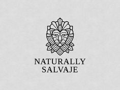 Naturally Salvaje Logo