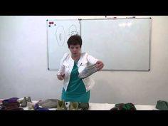 (8) Ирина Полубояринова. Вырезы для тапочек - YouTube