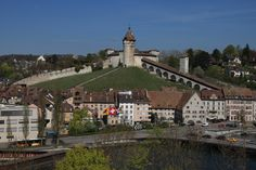 Munot Fortress, Schaffhausen, Switzerland