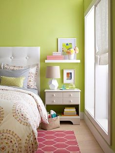 In a small bedroom, you need all the storage you can get: http://www.bhg.com/decorating/small-spaces/strategies/storage-solutions-for-small-bedrooms/?socsrc=bhgpin091014multipletypesofstorage&page=1