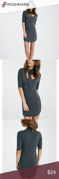 Gray dress Brand new Dresses Mini