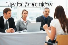 Tips for College Students Seeking Internships