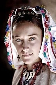 Catholic girl from Debeljak, Bosnia http://www.travelbrochures.org/37/europa/bosnia-and-herzegovina-trip-tips