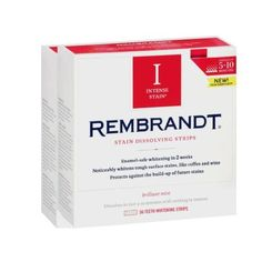 Rembrandt Intense Stain Dissolving Strips, 56 Count (Pack of 2) ** Click image to review more details.