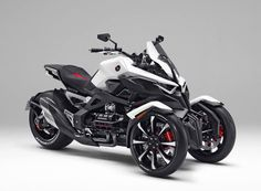 2016 Honda Neo / Gold Wing Trike Motorcycle   Three Wheeler Concept Bike
