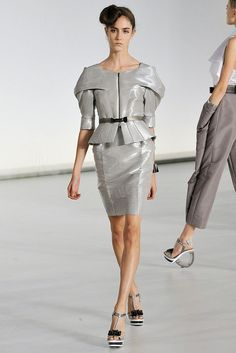 Ferré Spring 2009 Ready-to-Wear