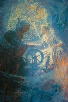 """Если вы еще не знаете, Кристиан Бирмингем - самый настоящий волшебник. Его """" Спящая красавица """", пожалуй, лучшая из всех имеющихся у меня и вряд ли что-то ее…"""