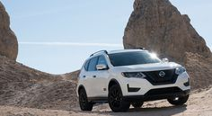 Nissan Rogue Rogue One Star Wars Limited Edition - http://autoproyecto.com/2016/11/nissan-rogue-rogue-one-star-wars.html?utm_source=PN&utm_medium=Pinterest+AP&utm_campaign=SNAP
