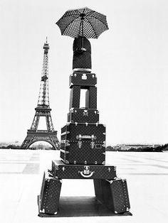 Louis Vuitton pose ses valises au Musée Carnavalet  By Hoosta Magazine