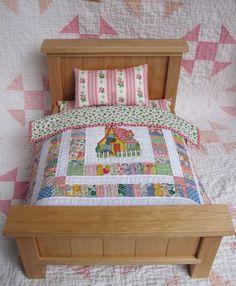 farmhouse-doll-bed-1.jpg (1308×1589)