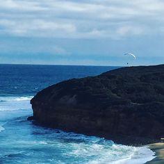#bellsbeach #paraglider #ripcurl #beach #sun #nature @tagstagram #water #TagStaGram #tagsta #ocean #lake #instagood #photooftheday #beautiful #sky #clouds #cloudporn #fun #pretty #sand #reflection #amazing #beauty #beautiful #shore #waterfoam #seashore #waves #wave by lola_la_la http://ift.tt/1KnoFsa