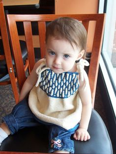 This little top accommodates a wide range of sizes by adjusting the smocking and shoulder ties.