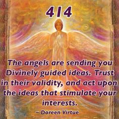 Numerology: Number 414 Meaning | #numerology #number414