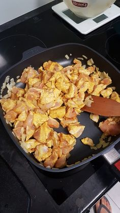 Wyborny kurczak po indyjsku - Mocne Kalorie Poultry, Food And Drink, Tasty, Chicken, Indie, Recipes, Diet, Backyard Chickens, Recipies