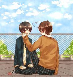 Japan dating sim hetalia romano