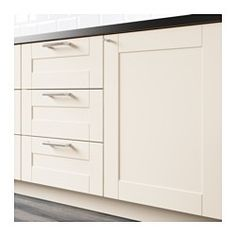 "IKEA - GRIMSLÖV, Drawer front, 24x15 "", , 25-year Limited Warranty. Read about the terms in the Limited Warranty brochure.The foil surface is impact-resistant, easy to care for, and keep clean."